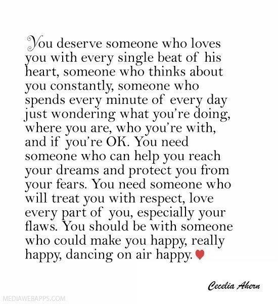 You Should Be With Someone Who Could Make You Happy Really Happy Dancing On Air Happy Cecelia Ahern Happiness Pinterest