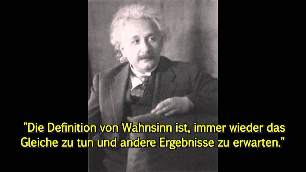 Geniale Weisheiten Zitate Von Albert Einstein Youtube