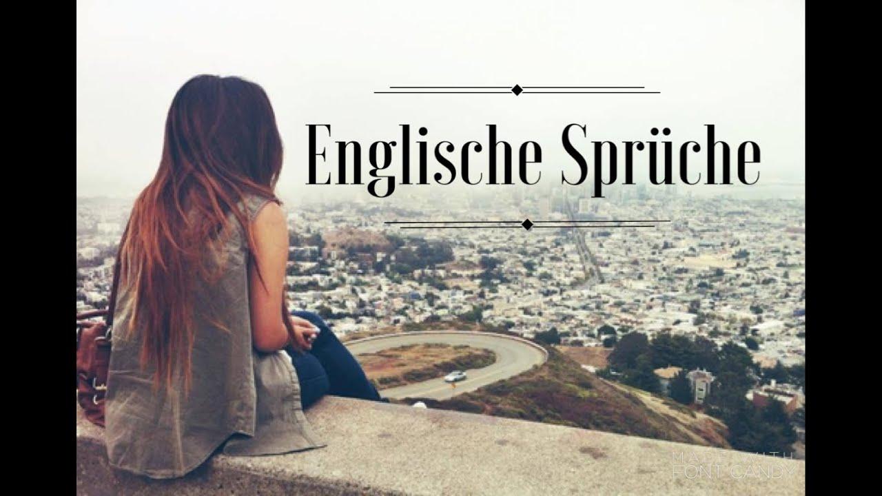 Englische Spruche Ubersetzung English Sayings German Translation Youtube