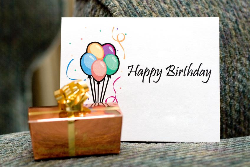 Meine Kartenmanufaktur Magazin Runder Geburtstag