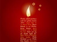 Weihnachtswunsche In Verschiedenen Sprachen