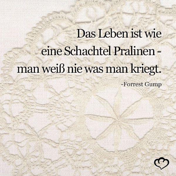 Forrest Gump Spruche Zitate Leben Pralinen