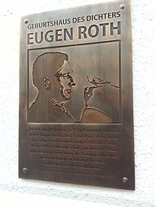 Eugen Roth Dichter