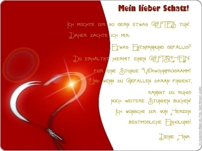 Brief Zum Geburtstag An Schatz