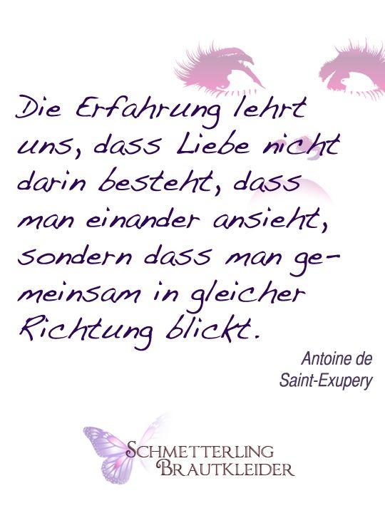 Trauspruch Fur Hochzeit Schone Zitate Zum Thema Liebe  E  A Www Schmetterling Brautkleid De