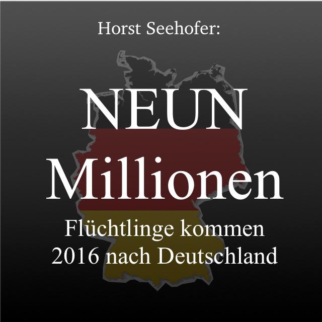 Merkels Todesstos Gegen Deutschland Ses Jahr Kommen  Millionen Fluchtlinge Nach Deutschland
