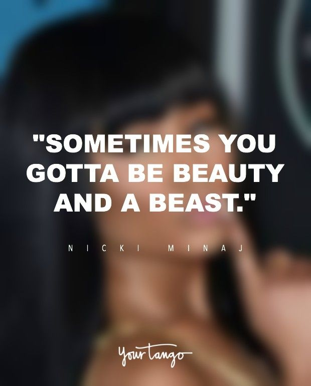 Pictures With Nicki Minaj Quotes From Songs