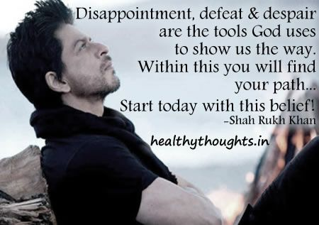 Disappointment Defeat Despair Are The Tools God Uses To