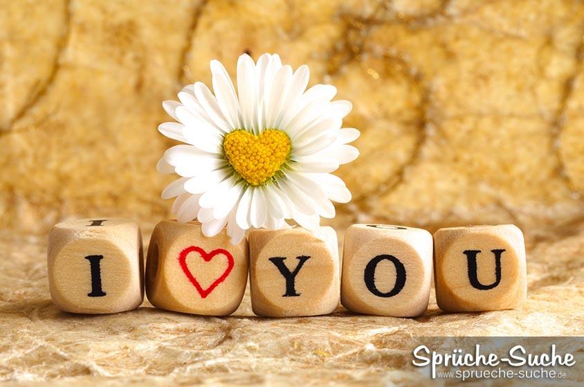 Ich Liebe Dich Spruchbild Liebesspruche