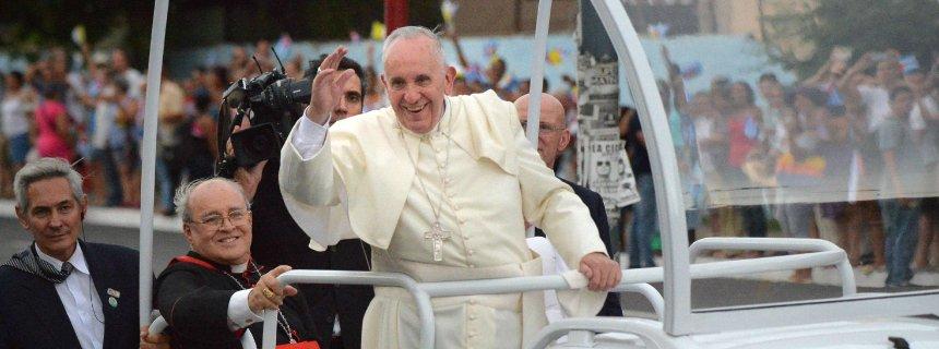Papst Franziskus In Havanna Keine Scheu Vor Aktuellen Themen