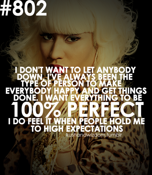 Nicki Minaj And Quotes Image