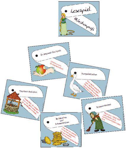 Bekannte Textstellen Spruche Und Zitate Aus Marchen Mussen Hier Erkannt Und Zugeordnet Werden Das Bildmaterial Stammt Von Frau Wulf Undnt Nur Dem