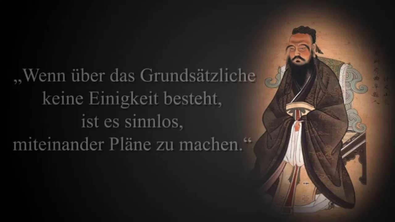 Zitate Von Konfuzius