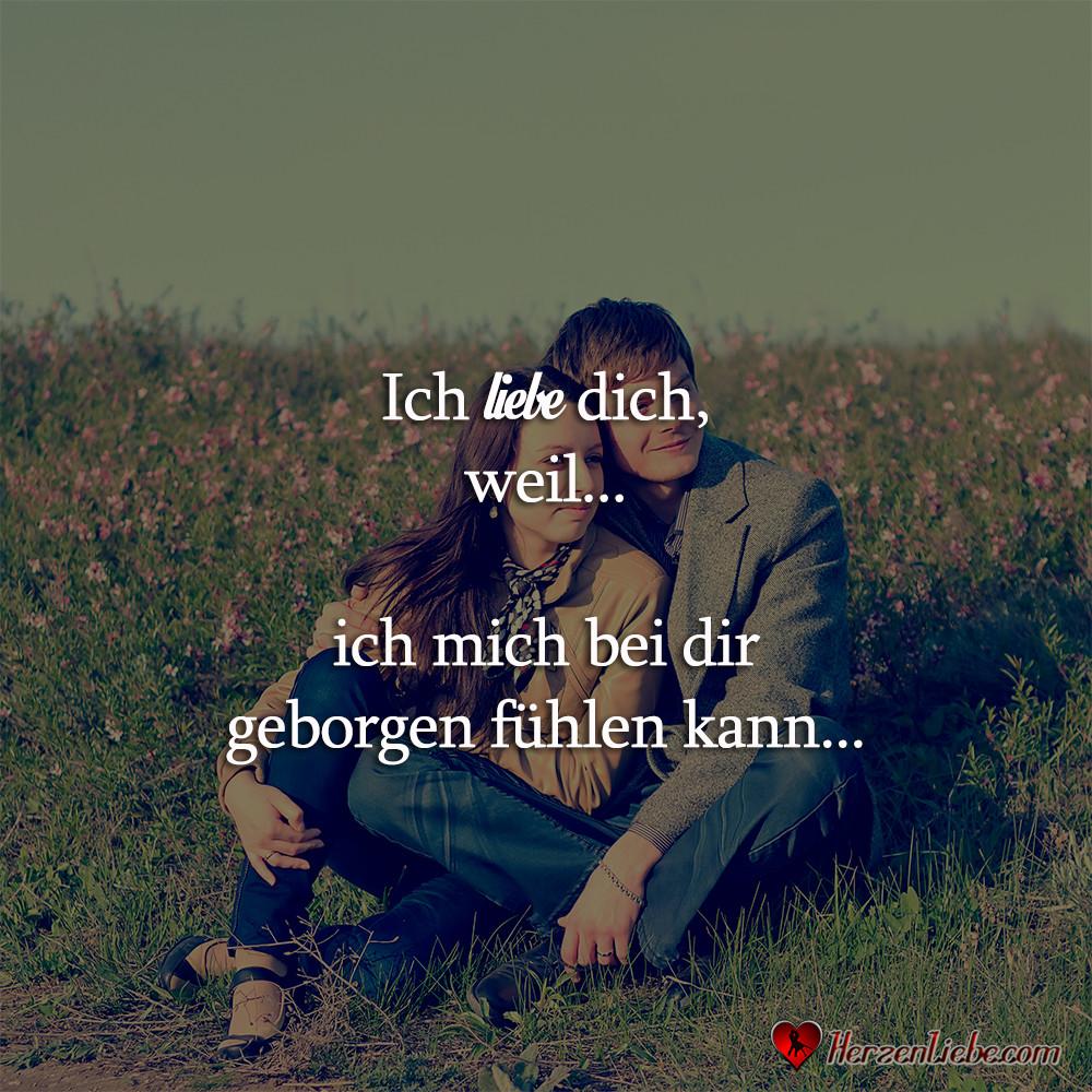 Shutterstock_ Ich Liebe Dich Weil