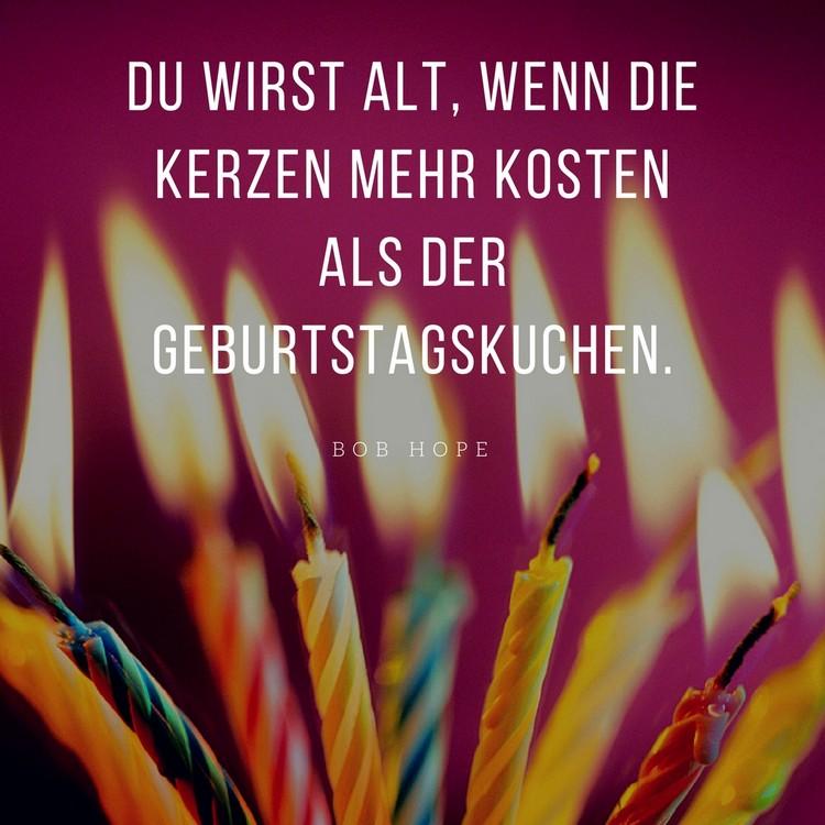 Zitate Geburtstag Lustig Kerzen Geburtstagskuchen  Zitate Zum Geburtstag Aphorismen Und Weisheiten Zum Nachdenken