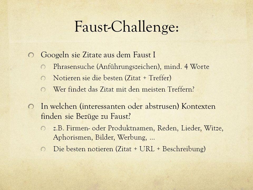 Wichtige Faust Zitate Grobplanung Faust Sonafe Slam Literaturgeschichte Mit Wiki