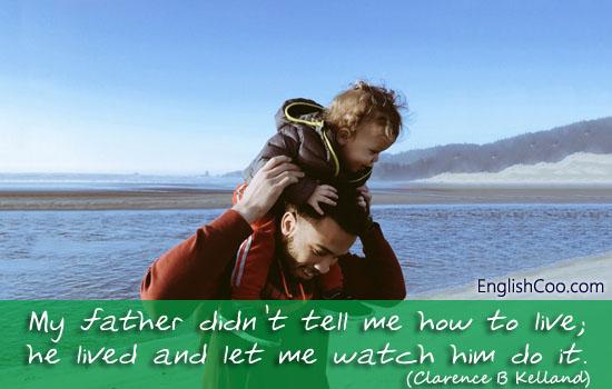 Kata Bijak Untuk Ayah Dalam Bahasa Inggris Dan Artinya ...
