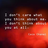 Zitate Englisch Coco Chanel