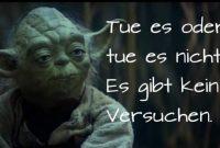Yoda Zitate Kein Versuchen