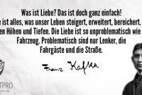 Zitat Bild Von Franz Kafka Mit Spruch Liebe Ist Alles Was Unser Leben Steigert Erweitert