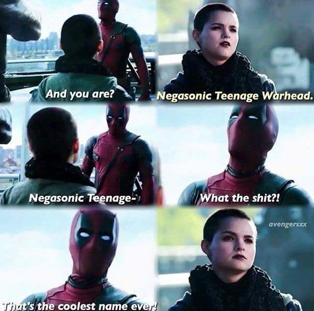 Deadpool Is Officially My Favourite Anti Hero Movie Of All Time Hands Down