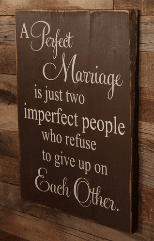 Perfect Marriage Unique Love Quotes
