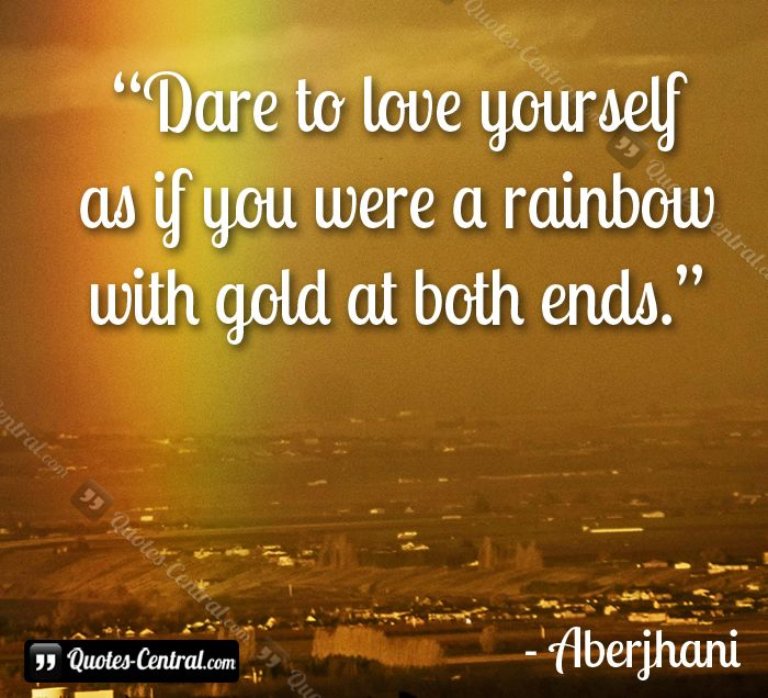 The Dare To Love Yourself Positive Self Esteem Movement Dare To Love Yourself