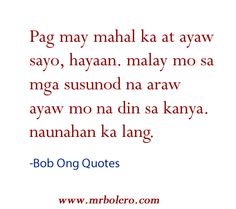 Tagalog Love Quotes Collections