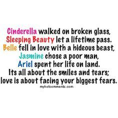 Disney Princess Quotes Google Search