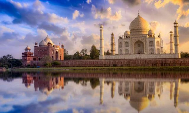 The Taj Mahal is actually a Hindu temple