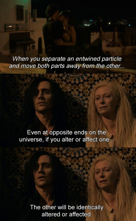 Only Lovers Left Alive Sounds Like Quantum Physics