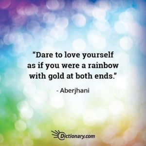 Quote For A Healthy Self Image And Positive Self Esteem Dare To