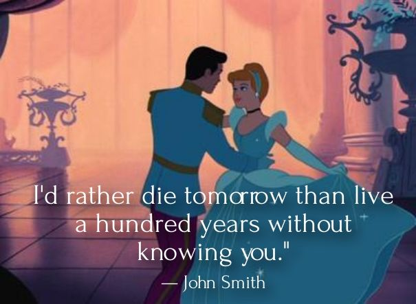 Y Disney Princess Quotes And Sayings