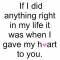 Heart Love Quotes For Him