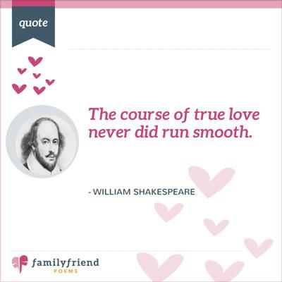 Famous Love Poems