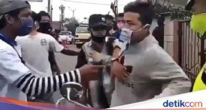 Pria yang Marah-Pukul Warga di Bogor Sempat Berpura-pura Ingin Minta Maaf