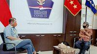 Ulang Tahun di Tengah Corona, Doni Monardo 8 Pekan Tak Pulang ke Rumah