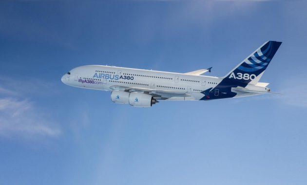 Airbus A380 Custom