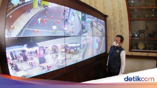 Bima Arya Temukan Ini Saat Pantau Kondisi Mall Lewat CCTV