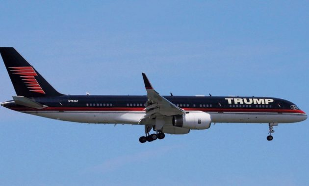 Boeing 757 Trump Force One