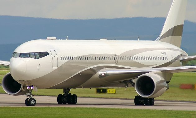 Boeing 767-33A/ER Private Jet