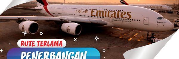 10 Rute Penerbangan Terlama di Dunia, Ada yang Sampai 18,5 Jam!