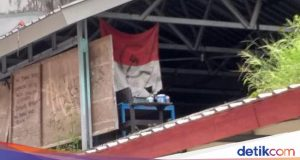 Polisi Sudah Periksa 13 Saksi Kasus Bendera Berlogo Palu Arit di Unhas