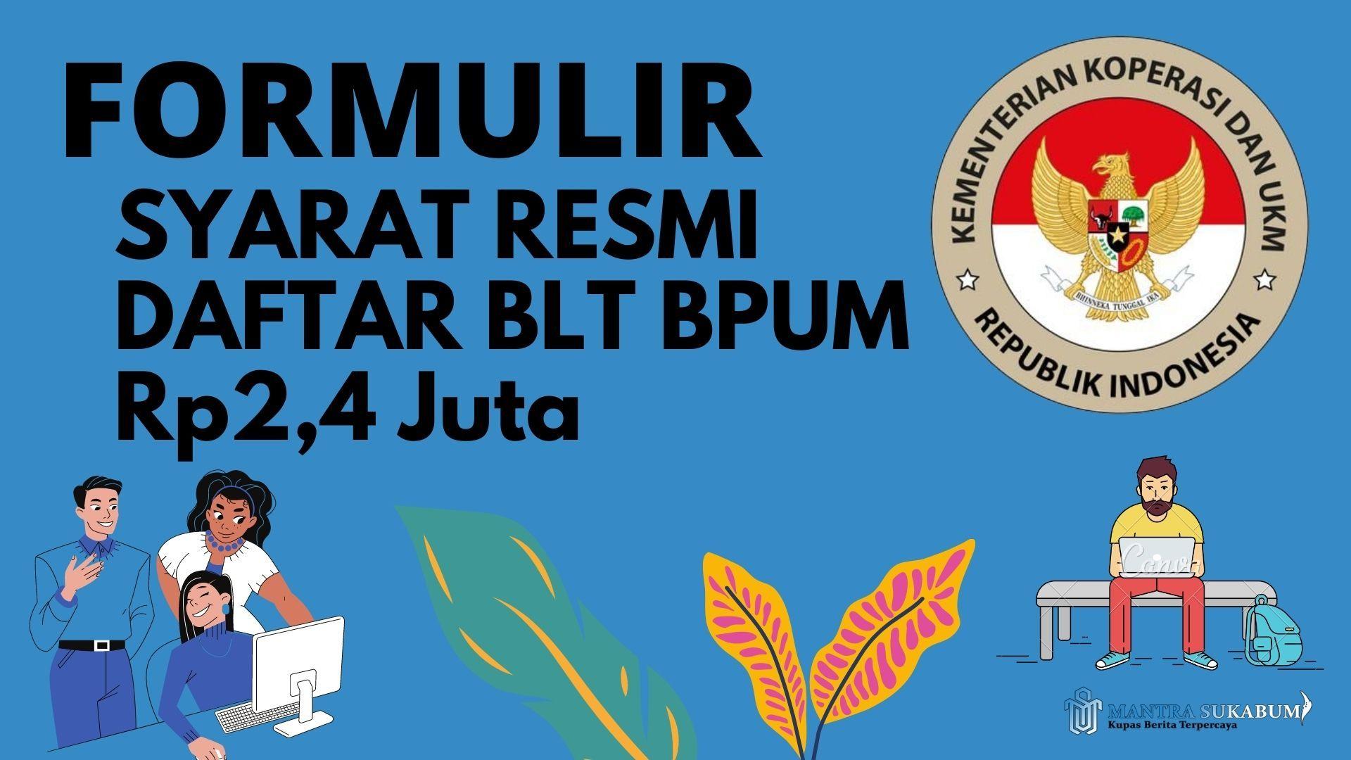 Cara Mudah Daftar Dan Cek Penerima Blt Bpum Umkm Kabupaten Aceh Tenggara Icpns